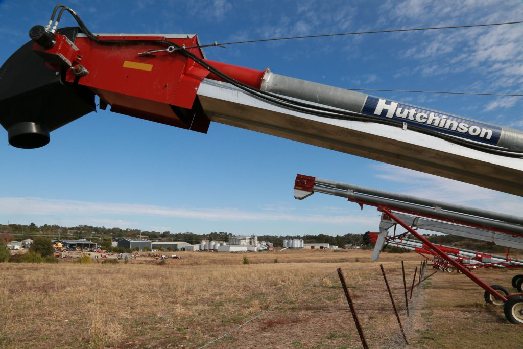 Portable Augers - Allied Grain Systems