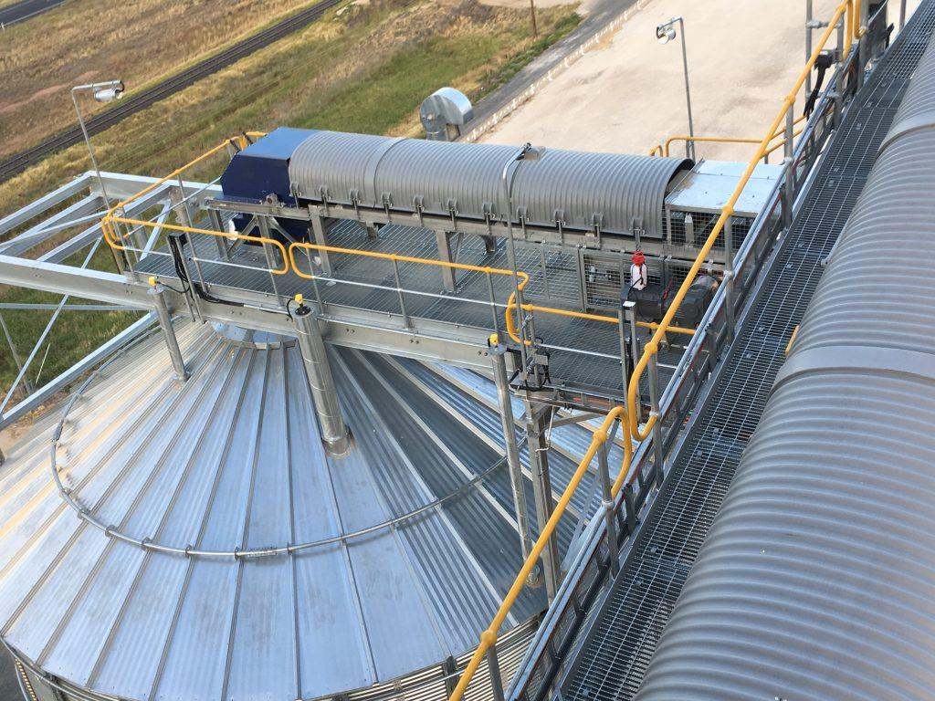 Belt Conveyors - Allied Grain Systems