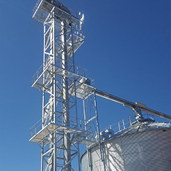 bucket elevator for farm