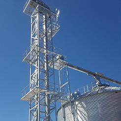 bucket elevator for farm